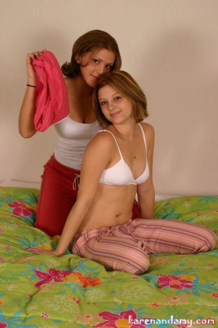 Karen & Amy preview 8