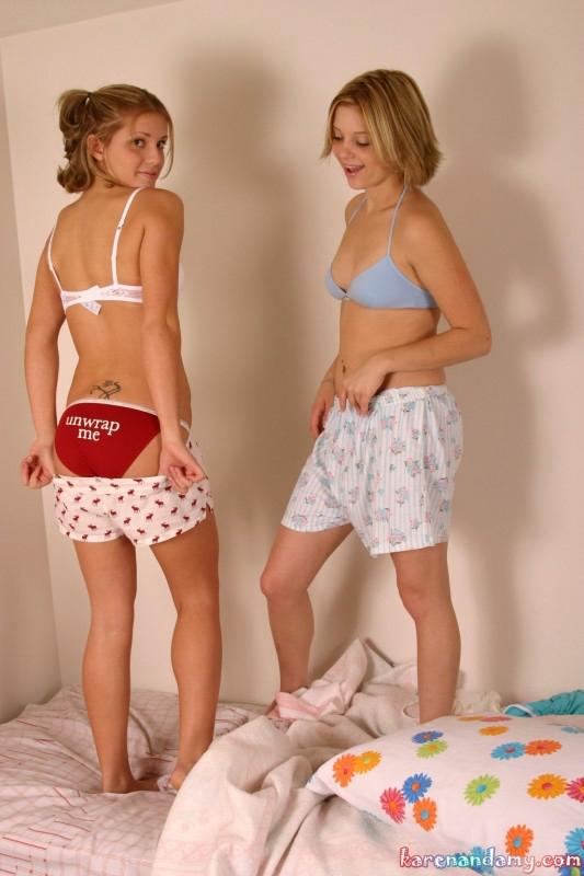 Karen & Amy preview 7